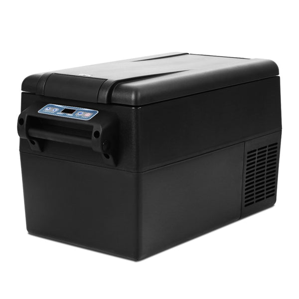 Glacio 38L Portable Cooler Fridge - Black - River To Ocean Adventures