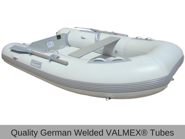 West Splash Air Deck Inflatable Welded Boat 250