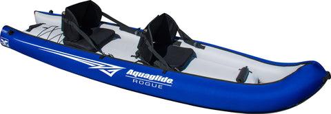Aquaglide Rogue XP 2 - 2 Person Inflatable Kayak - River To Ocean Adventures
