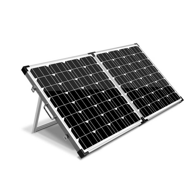 Solraiser Bi-Fold Portable Solar Panel - River To Ocean Adventures