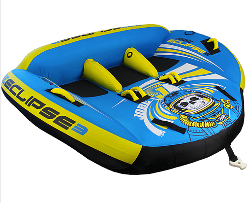Jobe Eclipse 3p Inflatable Towable Tube - River To Ocean Adventures