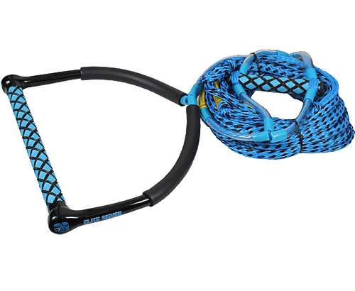 Jobe Elite Blue V Bar Wake Rope & Handle