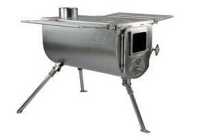 Winnerwell Woodlander 1G L-sized Cook Camping Stove