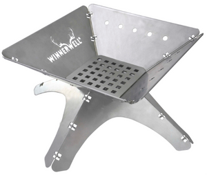 Winnerwell Charcoal Grate For M Size Flat Firepit