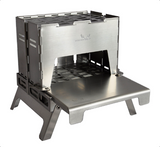 Winnerwell Backpack Stove - Stainless Steel