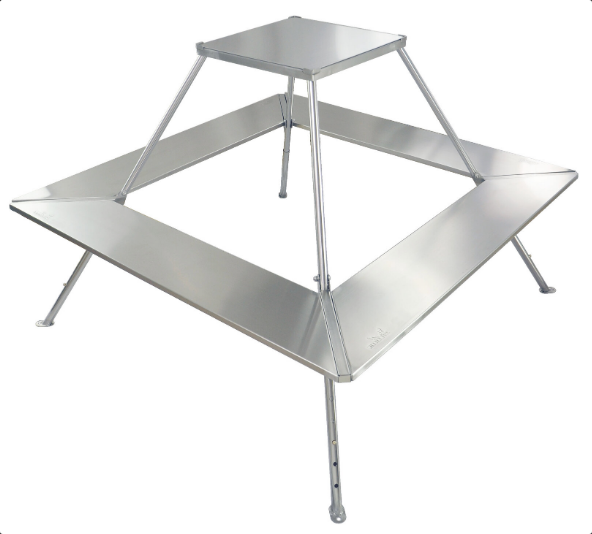 Winnerwell Fire Guard Stove Table