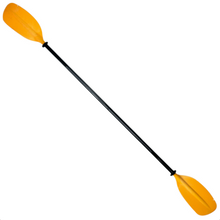 Load image into Gallery viewer, Winnerwell Angler Pro BMNY Fiberglass Kayak Paddle 250 - Yellow - River To Ocean Adventures