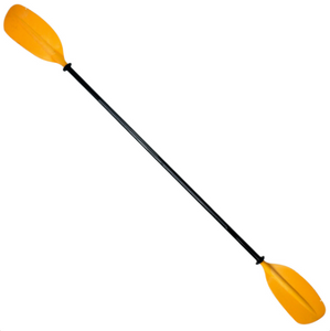 Winnerwell Angler Pro BMNY Fiberglass Kayak Paddle 250 - Yellow - River To Ocean Adventures