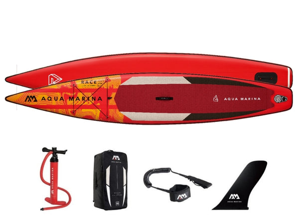NEW 2019 Aqua Marina Fusion Inflatable Paddleboard SUP - River To Ocean Adventures
