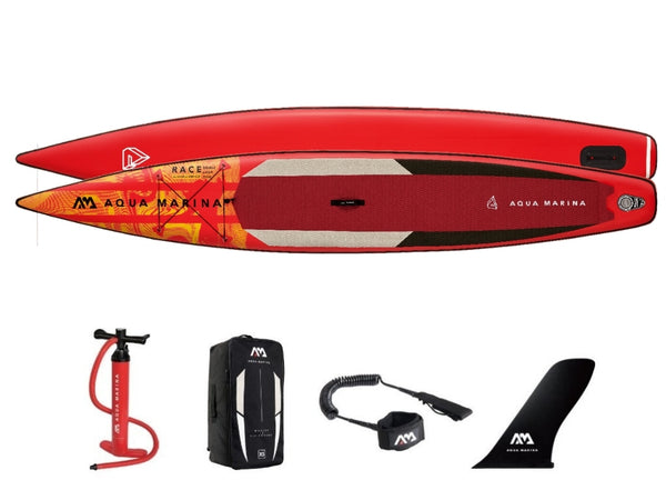 NEW 2019 Aqua Marina Magma Inflatable Paddleboard SUP - River To Ocean Adventures