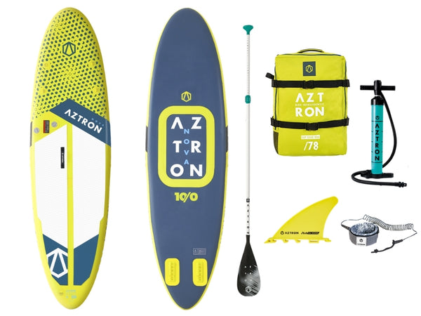 Aztron Nova 10' Compact Inflatable SUP Paddle Board