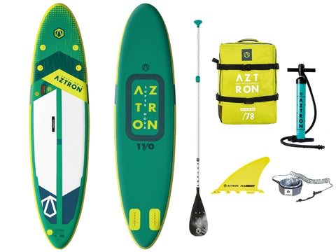 Aztron Super Nova 11' Compact Inflatable SUP Paddle Board