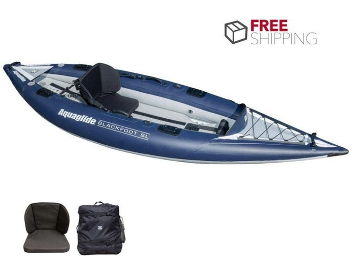 Aquaglide Blackfoot HB Angler 110 SL - Fishing Kayak.