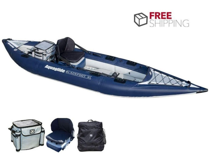 Aquaglide Blackfoot HB Angler XL 2 person Fishing Kayak