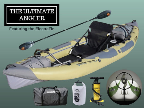 The Ultimate Angler Package - River To Ocean Adventures