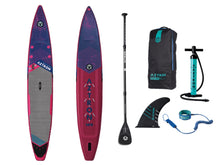 Load image into Gallery viewer, Aztron Meteor 14ft Inflatable SUP Paddle Board - River To Ocean Adventures