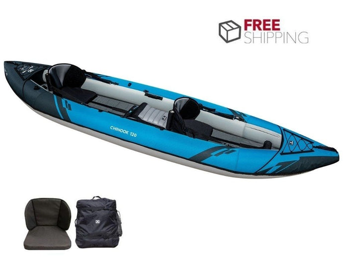 Aquaglide Chinook 120 XP 3 - 3 Person Inflatable Kayak 2021