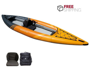 Aquaglide Deschutes 130 1 Person Inflatable Kayak