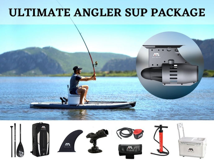 Aqua Marina Ultimate Angler SUP Package