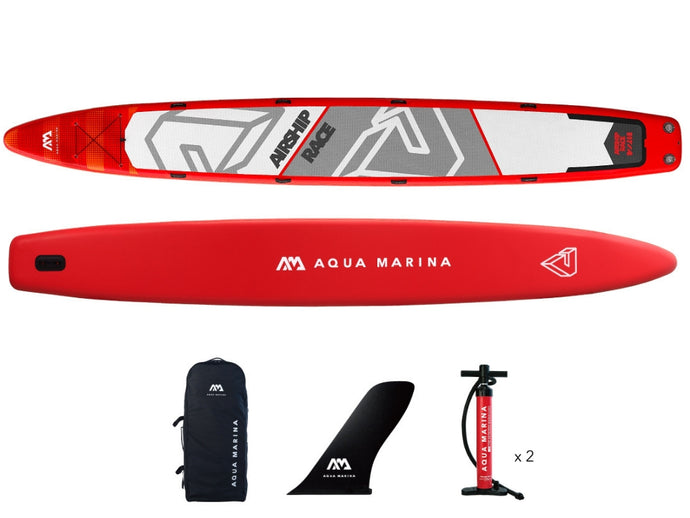 Aqua Marina Airship Inflatable Multi Person SUP Paddleboard