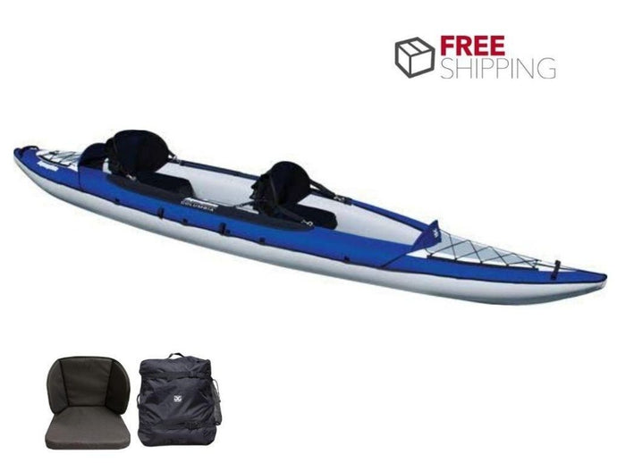 Aquaglide Columbia 130 XP - 2 Person Inflatable Kayak