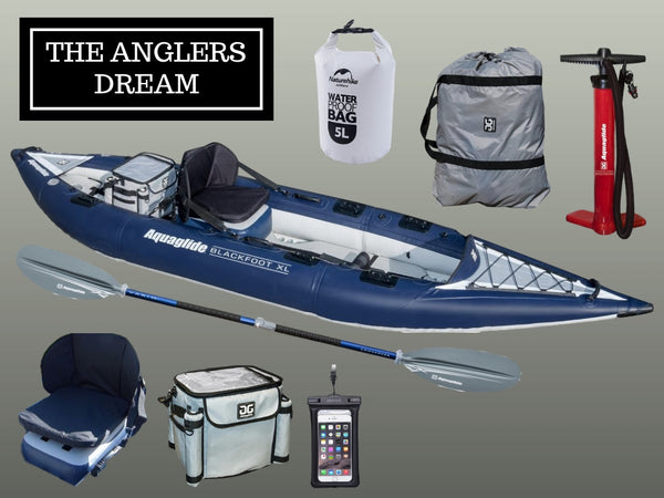 The Aquaglide Anglers Dream Package