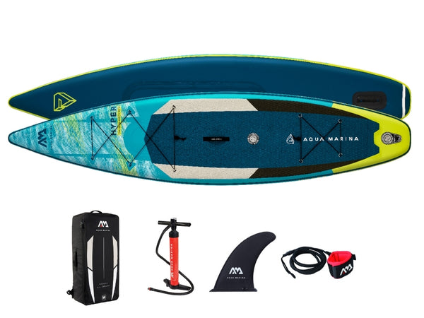 NEW 2019 Aqua Marina Vapor Inflatable SUP Paddleboard - River To Ocean Adventures