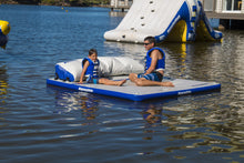 Load image into Gallery viewer, Aquaglide Inflatable Sundeck Swim Platform Lounge - River To Ocean Adventures