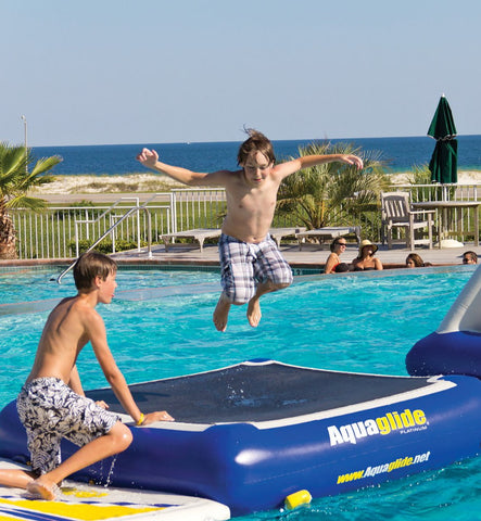 Aquaglide Tango Inflatable Bouncer - River To Ocean Adventures