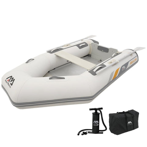 Aqua Marina Deluxe Sports Wood Deck Boat - 2.77m - River To Ocean Adventures