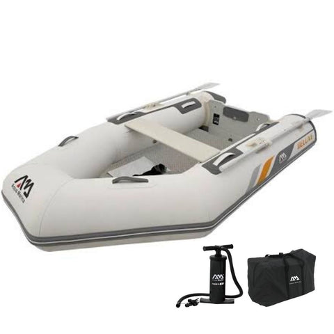 Aqua Marina Deluxe Sports Aluminium Deck Boat - 3m - River To Ocean Adventures