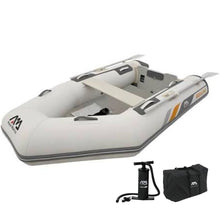 Load image into Gallery viewer, Aqua Marina Deluxe Sports Aluminium Deck Boat - 3.3 - River To Ocean Adventures