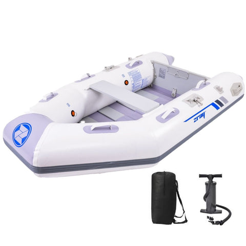 Zray Surveyor 300 Inflatable Boat - Wood Floor 2.7m - River To Ocean Adventures