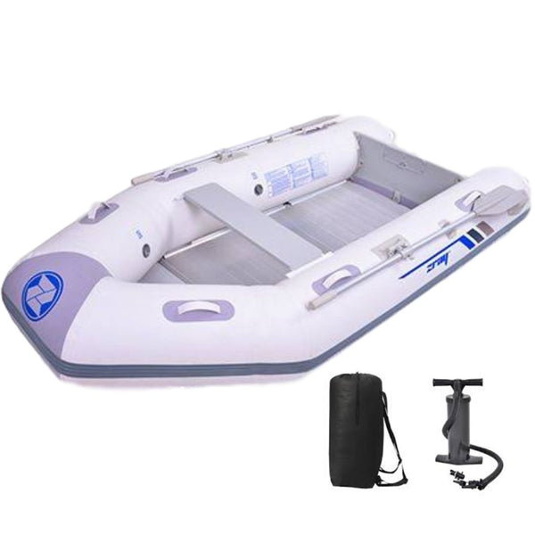 Zray Ranger 400 Inflatable Boat - Aluminium Floor 3.10m - River To Ocean Adventures