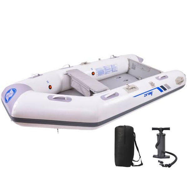 Zray Avenger 400 Inflatable Boat - Air Deck 3m - River To Ocean Adventures