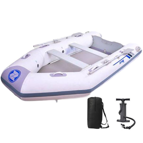 Zray Avenger 500 Inflatable Boat - Air Deck 3.6m - River To Ocean Adventures