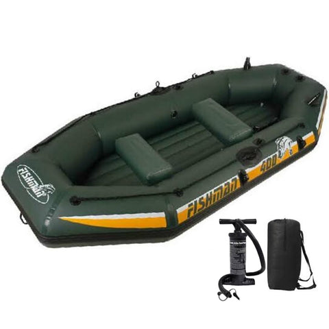 Zray Fishman II 400 Inflatable Boat - 3m - River To Ocean Adventures