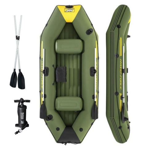 Bestway Hydro Force Marine Pro Inflatable Boat - 2.9m - River To Ocean Adventures