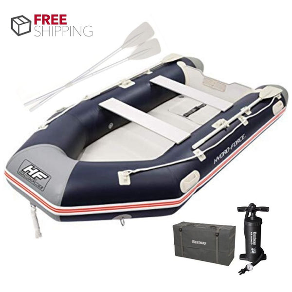 Bestway Hydro-Force Mirovia Pro Inflatable Dinghy Boat - 3.3m - River To Ocean Adventures