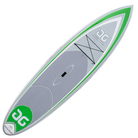 "Aquaglide Evolution 10ft 6"" Hardtop SUP Paddleboard - River To Ocean Adventures"