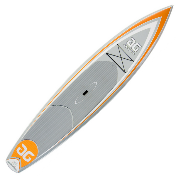 "Aquaglide Evolution 12ft 6"" Hardtop SUP Paddleboard - River To Ocean Adventures"
