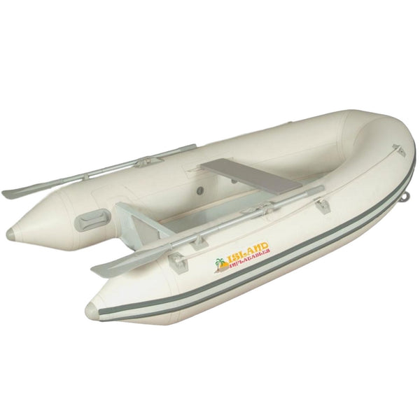 Island Inflatables RIB (Hypalon) Inflatable Boat - 3.1m - River To Ocean Adventures