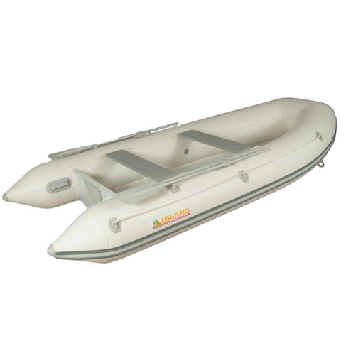 Island Inflatables RIB (Hypalon) Inflatable Boat - 3.65m - River To Ocean Adventures