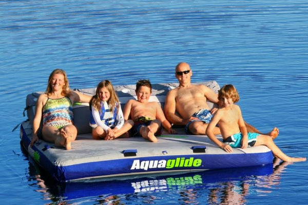 Aquaglide Inflatable Airport Classic - Lounge/Towable - River To Ocean Adventures