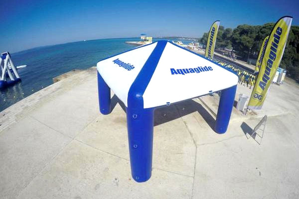 Aquaglide Inflatable Event Tent - River To Ocean Adventures
