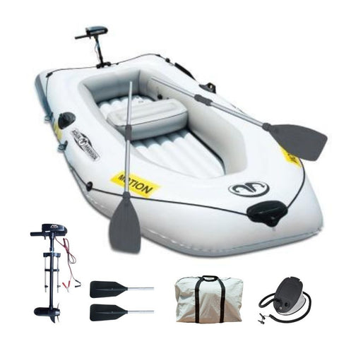 Aqua Marina Motion Inflatable Dinghy Boat With Motor