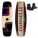 Connelly Woodro Wakeboard With Draft Boots