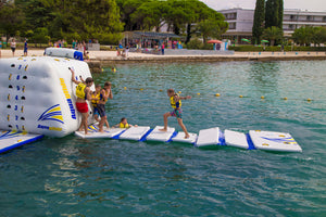 Aquaglide Inflatable Walk on Water HD 20' - River To Ocean Adventures