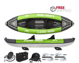 Aqua Marina Laxo 320 2 Person Inflatable Kayak NEW 2020 - River To Ocean Adventures