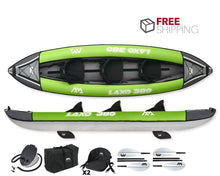 Load image into Gallery viewer, Aqua Marina Laxo 380 3 Person Inflatable Kayak NEW 2020 - River To Ocean Adventures